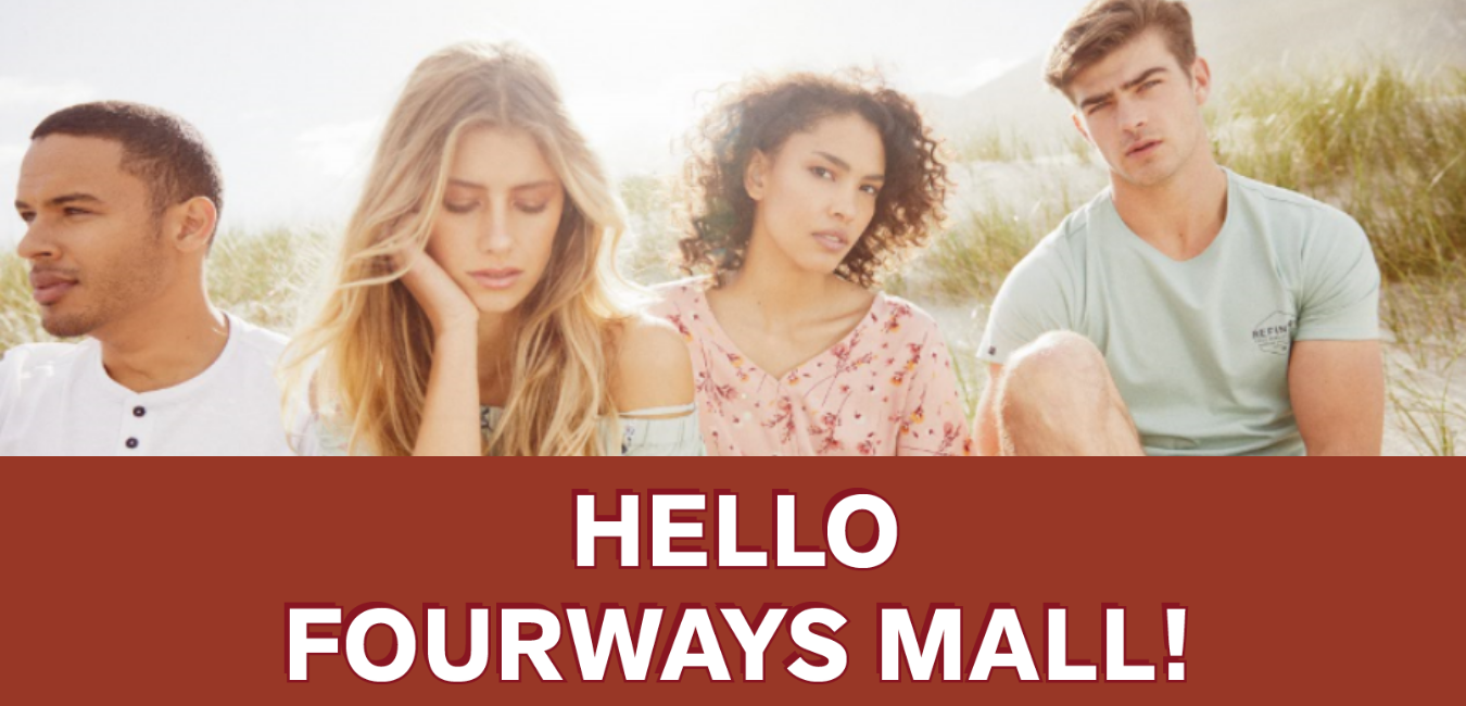 Refinery Fourways Mall is now open!