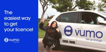 Vumo the driver's license app!