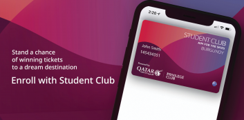 Qatar Airways Student Club!