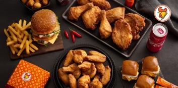 Chicken Licken is now on Mr D Food!
